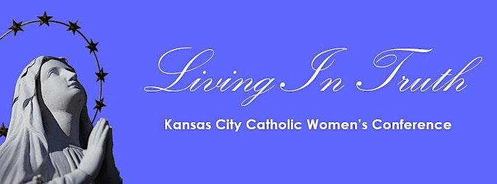 Kansas City Catholic Womens Conference CANCELED image