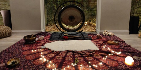 Jupiter Gong Bath In Eversley tickets