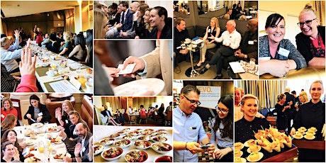 EVO Business Networking: Alpha Group's January Breakfast tickets