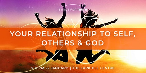 Your Relationship To Self, Others And God