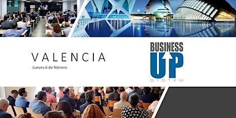 Evento Business Up VALENCIA (febrero) entradas