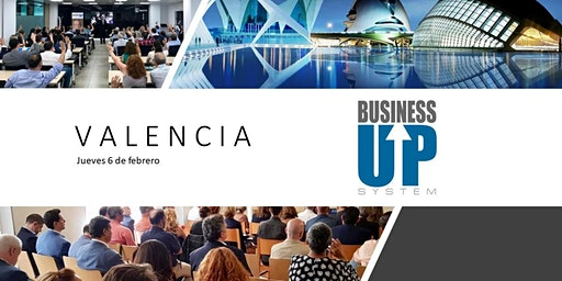 Evento Business Up VALENCIA (febrero)