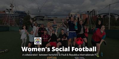 Women's Social Football Sessions