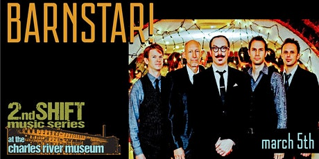 2nd SHIFT Concert: BARNSTAR! tickets