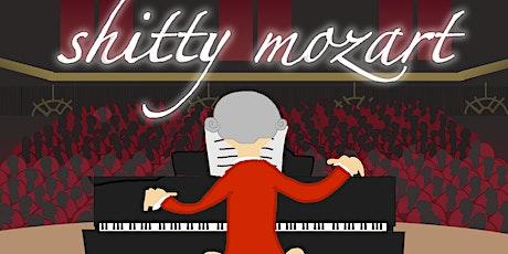 Shitty Mozart with Aaron Nemo tickets