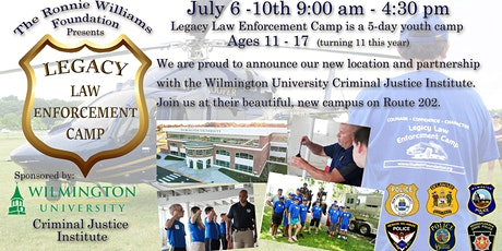 Legacy Law Enforcement Camp 2020 tickets