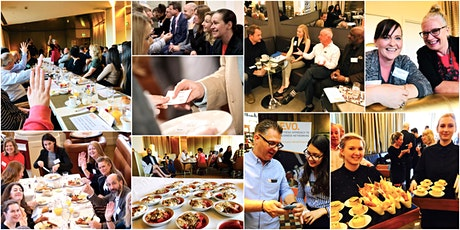 EVO Business Networking: Alpha Group's March Evening Meal tickets