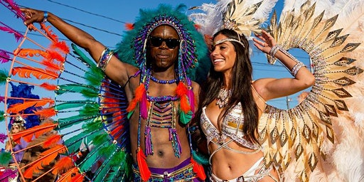 Trinidad Tobago Carnival Party