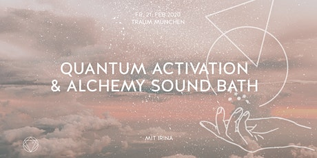 Chill Ceremony & Quantum Activation //  Alchemy Crystal Sound Healing Tickets