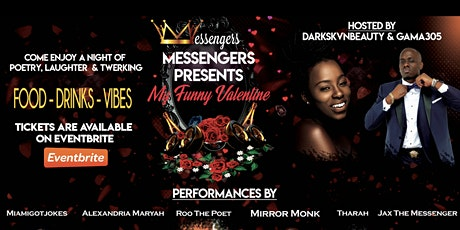MESSENGERS Presents : My Funny Valentine tickets
