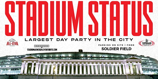STADIUM STATUS -LARGEST ALL-STAR WEEKEND DAY PARTY