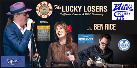 Lucky Losers with Ben Rice tickets