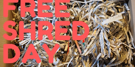 FREE Shred Day tickets
