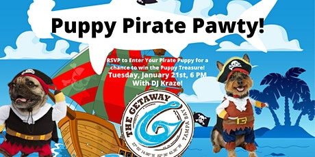 Puppy Pirate Pawty! tickets