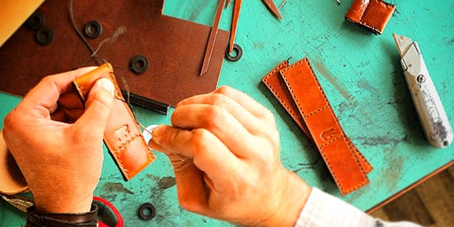Working with Leather: Leather Earrings Class
