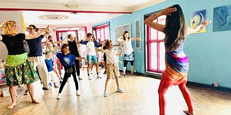 Bollywood Dance Workshop for ALL tickets
