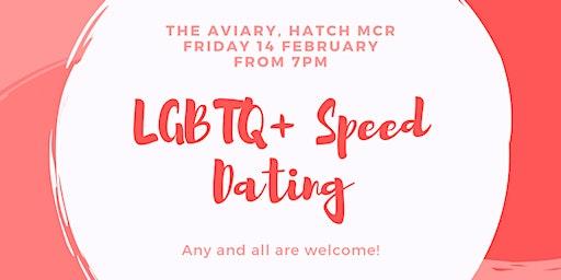 LGBTQ+ Speed Dating