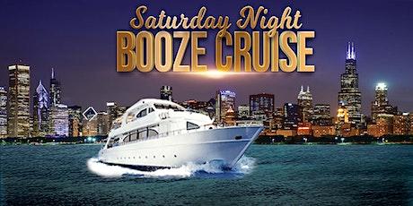 Saturday Night Booze Cruise on October 10th tickets