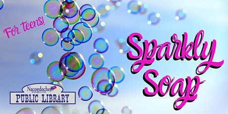 Sparkly Soap tickets