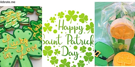 Leesburg- St. Patty's Cookie Deco tickets