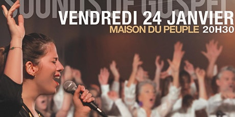 Sounds of Gospel fait son Show billets