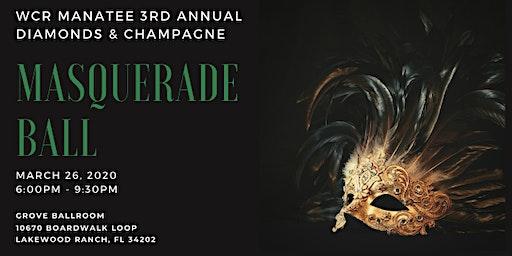 WCR 3rd Annual Diamonds & Champagne Masquerade Ball