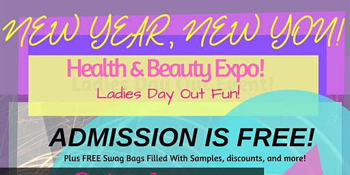 New Year, New Me! Health & Beauty Expo