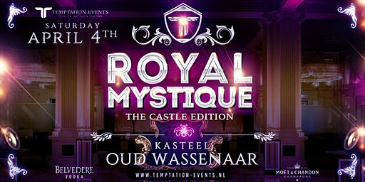 ROYAL MYSTIQUE - THE CASTLE EDITION 4 APRIL 2020