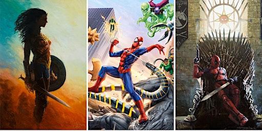 Marvel & DC Comics  FREE Event Jan 31-Feb 2nd: Dallas, TX
