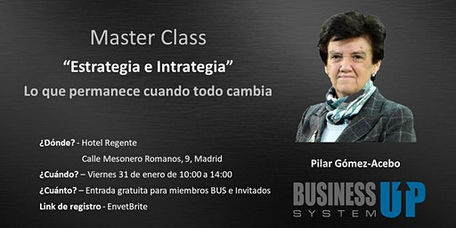 Evento Business Up MADRID (enero)
