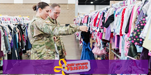 Military Family Early Shopping | JBF in Puyallup (FREE)