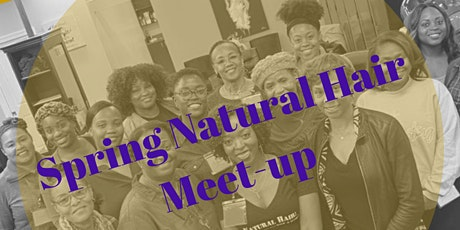 Baltimore: Spring 2020 Natural Hair Meet-up!!  tickets