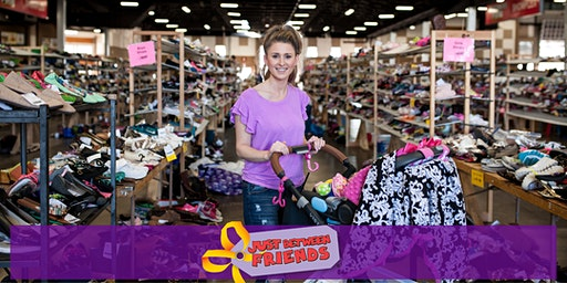 Foster & Adoptive Parent Early Shopping   JBF in Puyallup (FREE)