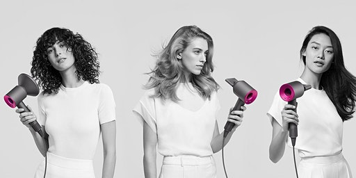 Complimentary Styling with Dyson Hair care January 20 - January 24 2019