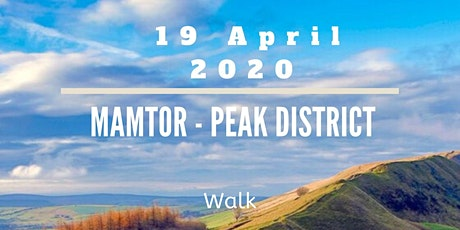 8 Mile walk Mam Tor Peak District tickets