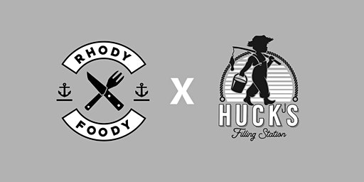 Rhody Foody Social x Huck's