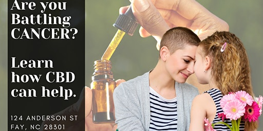 Are you BATTLING Cancer? Learn how CBD can help!