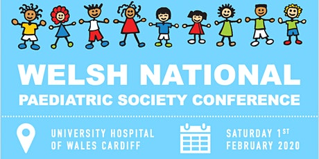 Welsh National Student Paediatric Society Conference 2020 tickets