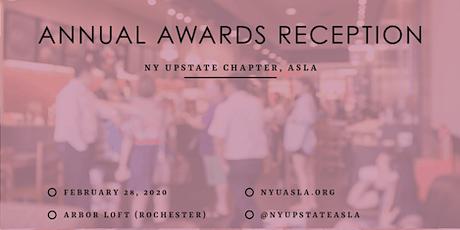 2020 Annual Reception and Awards Celebration | NY Upstate Chapter ASLA tickets