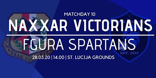 Matchday 10: Naxxar Victorians vs Fgura Spartans