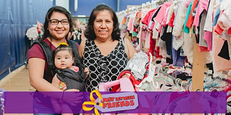 First Time Parent Early Shopping | JBF in Puyallup (FREE) tickets