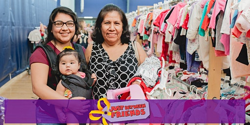 First Time Parent Early Shopping   JBF in Puyallup (FREE)