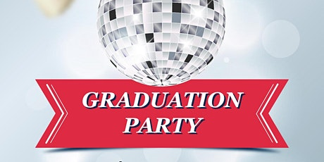 Vanessa Carine Graduation Party Tickets