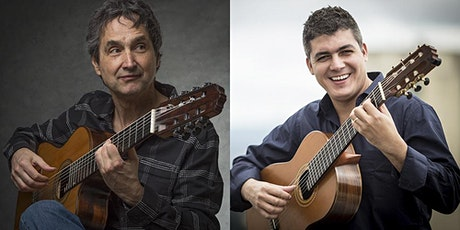 Ricardo Peixoto & Julio Lemos: An Evening of Classic Brazilian Music tickets