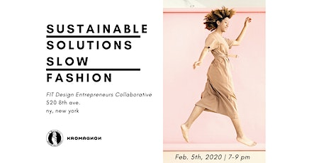 Sustainable Solutions tickets