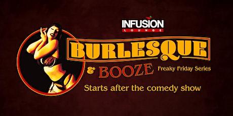 Fri 10/23 - Burlesque (Theme: Halloween - Clowns) tickets