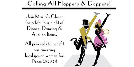 Maria's Closet Adult Prom 2020! tickets