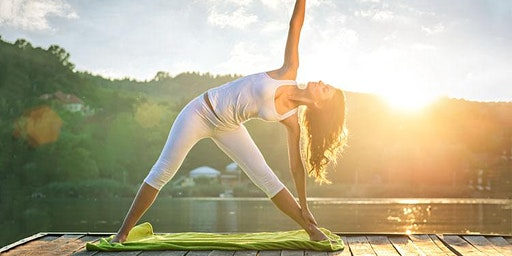Time to Detox with Yoga