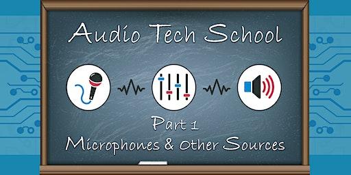 Audio Tech School - Part 1