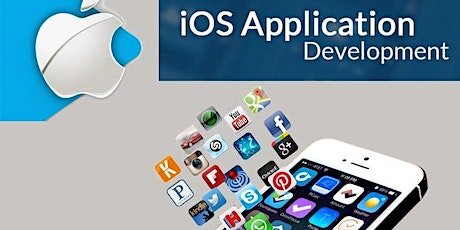 16 Hours iOS Mobile App Development Training in Atlanta | Introduction to iOS mobile Application Development training for beginners | What is iOS App Development? Why iOS App Development? iOS mobile App Development Training tickets